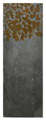防錆ワックスコーティング剤を鉄板に塗った部分はさびない