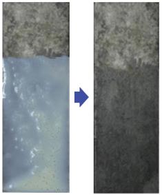 あとから落とせるサビ止めの防錆ワックスコーティング剤は海沿い塩害対策になります。
