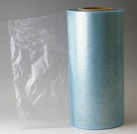 食品工場で使える表面の防錆やサビ防止フィルムは、サランラップやストレッチフィルムとも呼ばれます。
