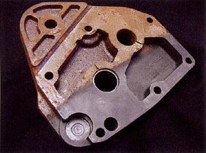 酸を使用せずに強力に鉄の錆びを取り落とす液体です。
