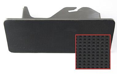 SUS304ステンレス製クリーンルーム用テープ台はさびにくく耐食性に優れ、塗れても滑らない薬品工場や食品工場、色堂用のテープカッター台です。