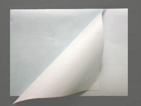 クリーンルーム用シールラベルはプリンターで印刷できるOAタックシール