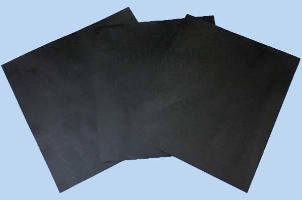 片面が黒色のクリーンペーパーは、クリーンルーム用の無塵紙です。
