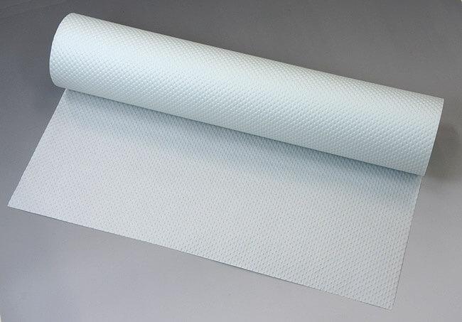 クリーンルーム用包装紙は、製品の養生や保護ができる低発塵の紙シートです。