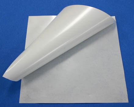 クリーンルーム用ノンシリコンの無塵シールラベルはシリコン不使用