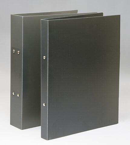 クリーンルーム用キングファイルは、導電性のパイプバインダーなので、静電気対策ができるファイルです。