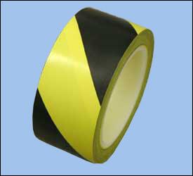 クリーンルーム用の導電性トラテープは、静電気帯電防止の対策が可能なラインテープです。