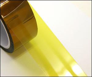 静電気帯電防止クリーンルーム用カプトン・ポリイミドテープは、剥離帯電が発生しない耐熱難燃テープです。