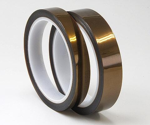 クリーンルーム用の耐熱難燃性テープは、糊残りのない接着テープです。
