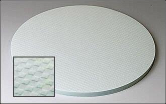 クリーンルーム用ウエハー挿間紙は、凹凸がクッションになって剥がしやすい合紙です。