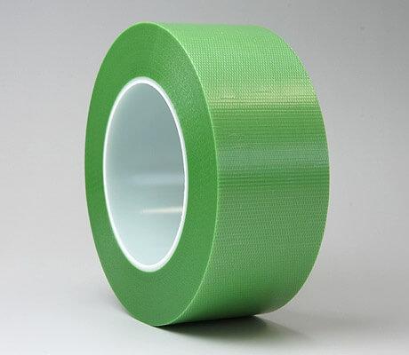 クリーンルーム用養生テープは、手でまっすぐに切れる仮止め用パイオランテープです。