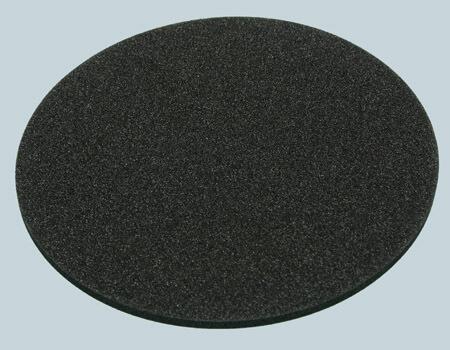 クリーンルーム用の導電性ウエハー用クッションは、静電気帯電防止の対策済なので、制電する低発塵のクッション材です。