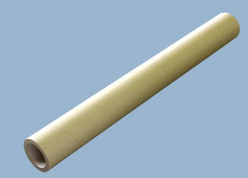 クリーンルーム用シームレス紙管は、表面に段差が無いフラットな紙製の巻き芯です。
