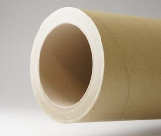 クリーンルーム用のシームレス紙管は、段差がなく形が付かない表面がフラットな紙芯です。