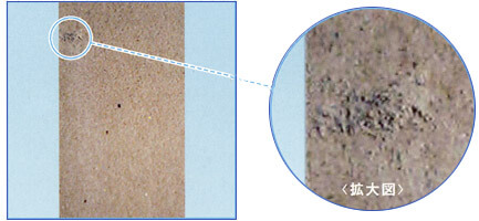 クリーンルーム用のつなぎ目がないシームレス紙管は、低発塵の無塵紙芯です。