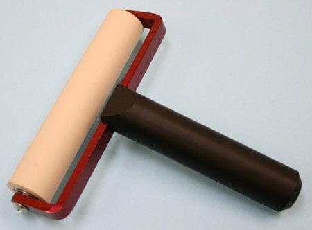 帯電防止クリーンルーム用ゴムローラーは、シリコン不使用のコロコロゴミ取りローラーです。