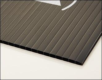 電子部品に影響がない導電性の養生板は、クリーンルーム用の衝撃吸収する保護あて板です。