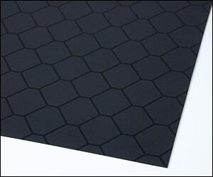 クリーンルーム用の暗幕カーテンは、静電気の帯電防止する遮光シートです。