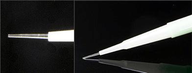 クリーンルーム用の粘着ペン型クリーナーは、異物やゴミを吸着して採取や除去ができる帯電防止のスティッククリーナーです