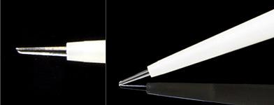 帯電防止クリーンルーム用ペン型の粘着クリーナーは、異物の採取やパーティクルの除去に使う吸着清掃用品です。