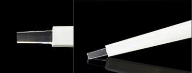 静電気帯電防止の導電性ペン型クリーナーは、ゴミを接着して異物の除去や採取ができます。