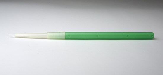静電気帯電防止のクリーンルーム用のペン型粘着綿棒は、細かいゴミをくっつけて除去します。