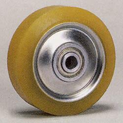 クリーンルーム用帯電防止のウレタンキャスターは、ゴミや異物を発塵しない静電気対策の車輪です。