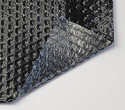 黒色のプチプチは、中身が見えない黒色のエアセルやエアーパックです。