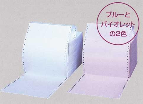 クリーンルーム用のストックフォームは、両端に連続して穴が開いている、プリンター用の無塵紙連続用紙です。