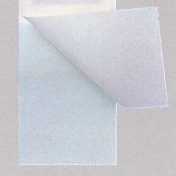 クリーンルーム用付箋メモ用紙は、伝言を貼ることができるクリーンペーパーの大型付箋紙です。