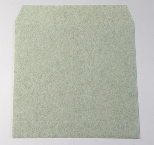 クリーンルーム用の導電性紙袋は、紙粉や異物が発生しない静電気帯電防止の無塵封筒です。